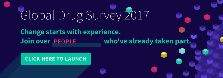 Global Drug Survey now available