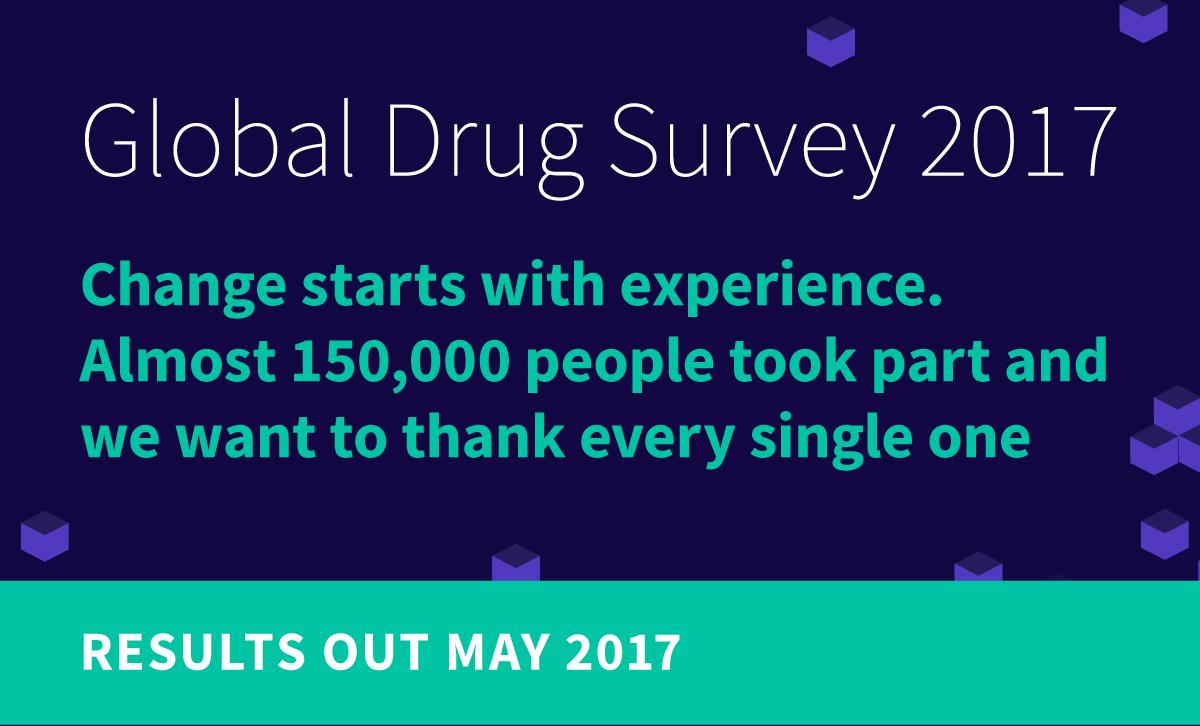 Global Drug Survey results