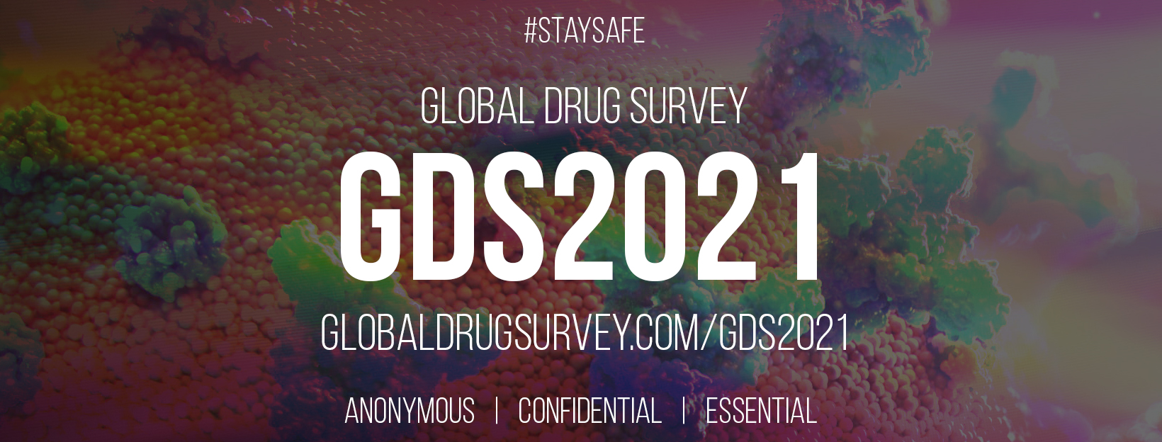 Global Drug Survey 2021 launches